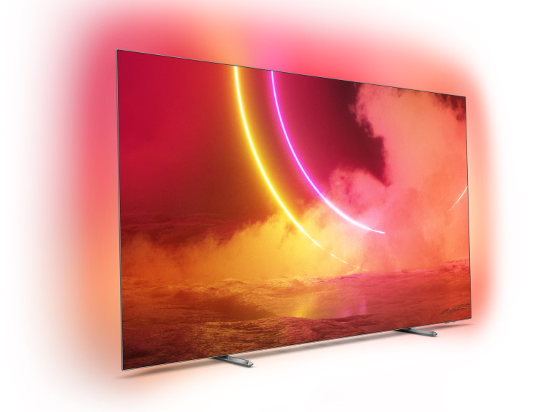 Téléviseurs Philips OLED805/855 : tout savoir sur la technologie Ambilight