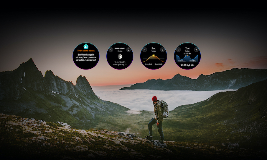 La montre HONOR GS PRO vous accompagne dans les environnements les plus difficiles.
