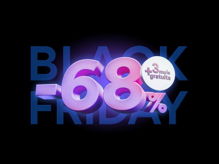 Black Friday NordVPN : l'abonnement chute à 2,80 euros/mois !