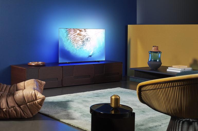 La technologie Ultra Résolution de Philips offre une profondeur de champ et davantage de détails à l'image.