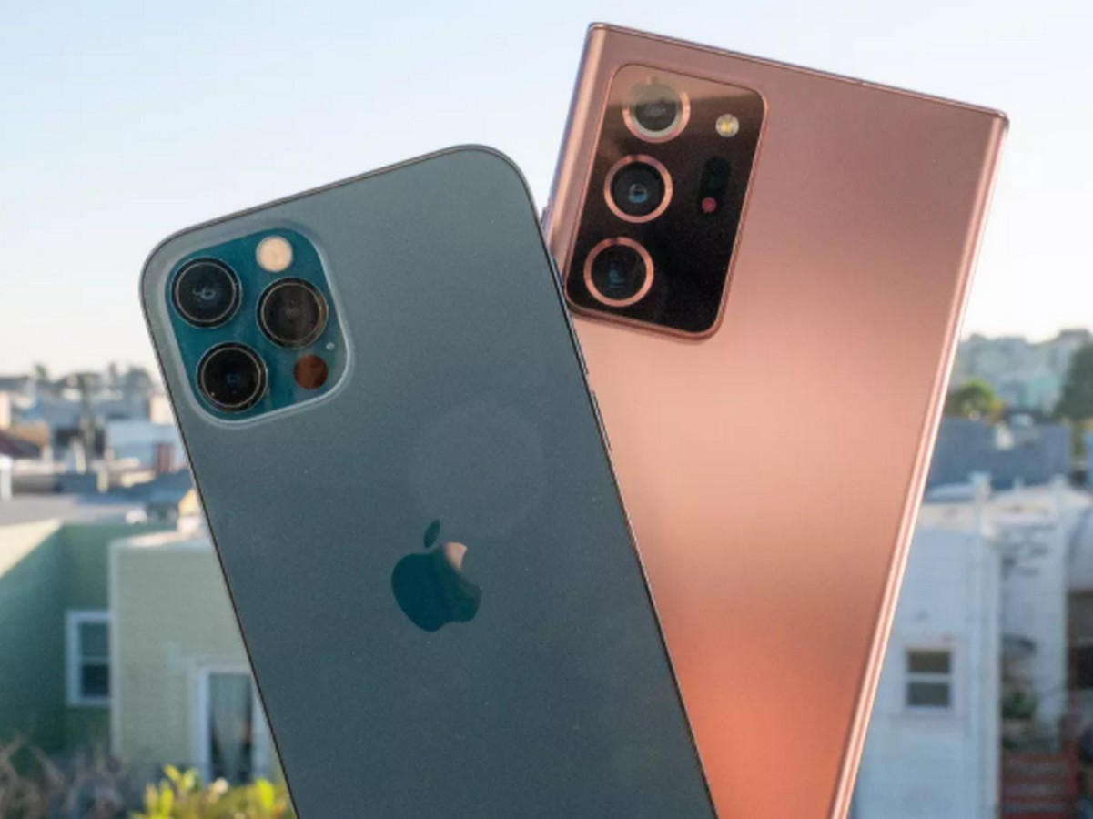 iPhone 12 Pro vs. Note 20 Ultra : le duel photo et vidéo