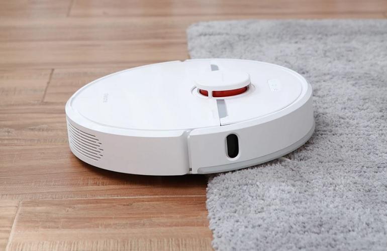 L'aspirateur-robot Xiaomi Dreame D9