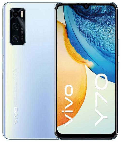 le smartphone Vivo Y70