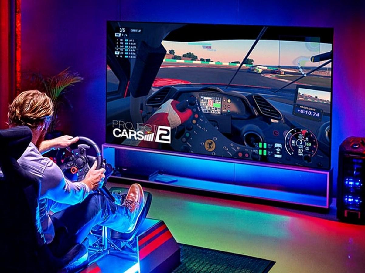 Les meilleurs TV pour le jeu vidéo sur PS5 et Xbox Series X et S