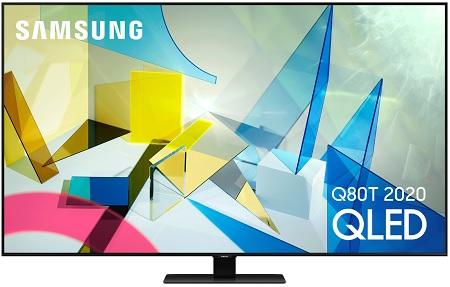 Le téléviseur Samsung QLED Q80T 2020 (4K)