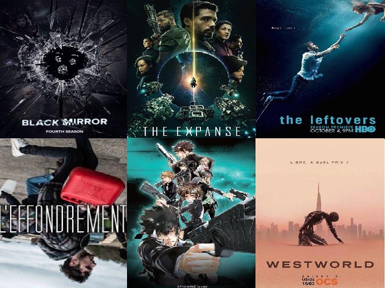 Netflix, Prime Video, OCS, Disney+, ADN : les meilleures séries de science-fiction selon la rédaction