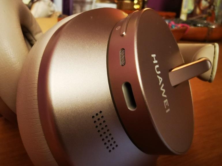 Huawei FreeBuds Studio - Les micros