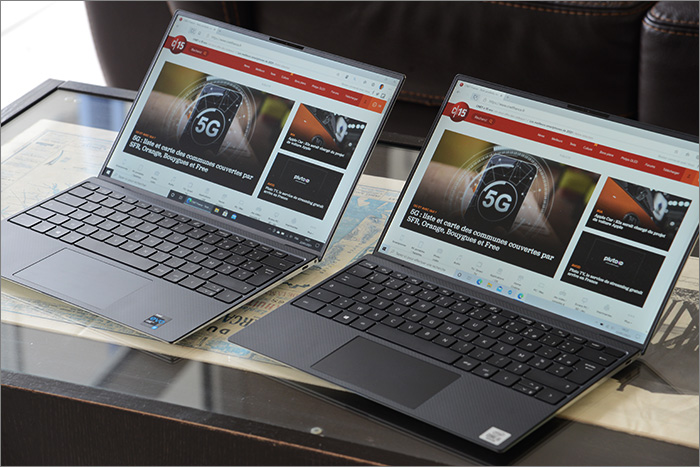 Comparatif Dell XPS 13