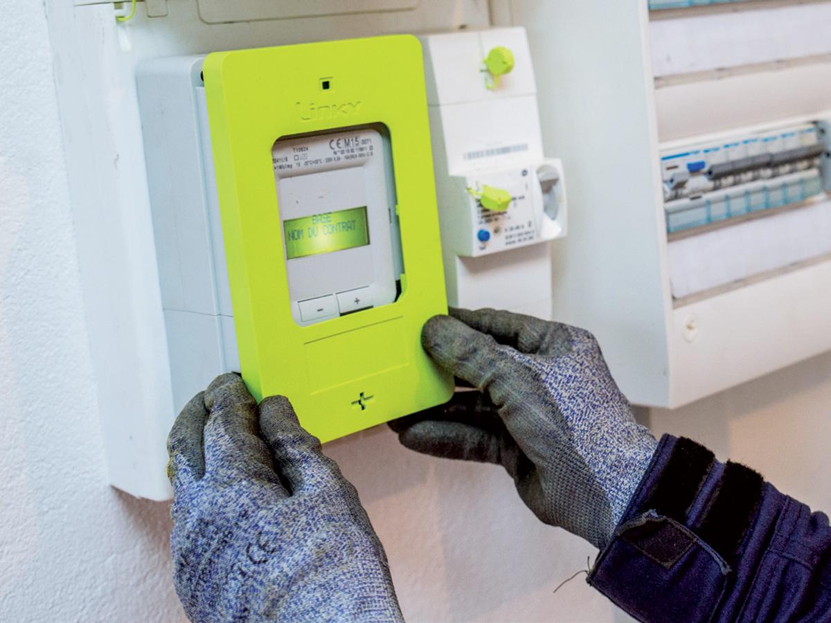 Compteur Linky : suivez votre consommation d'énergie électrique avec l'appli Enedis