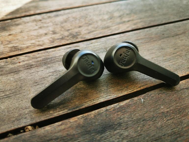Ecouteurs Teufel True Wireless, vue générale
