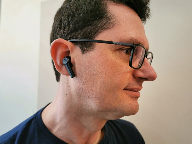 Teufel Airy Wireless, écouteur dans l'oreille