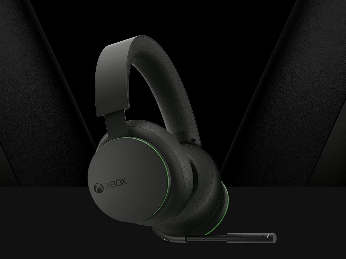 Microsoft Xbox casque sans fil
