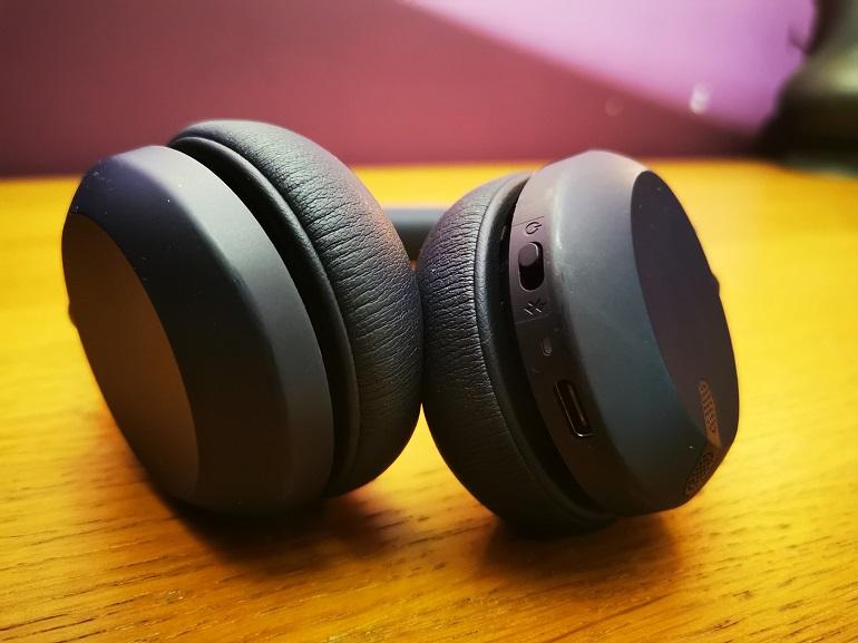 Jabra Elite 45h commandes Bluetooth