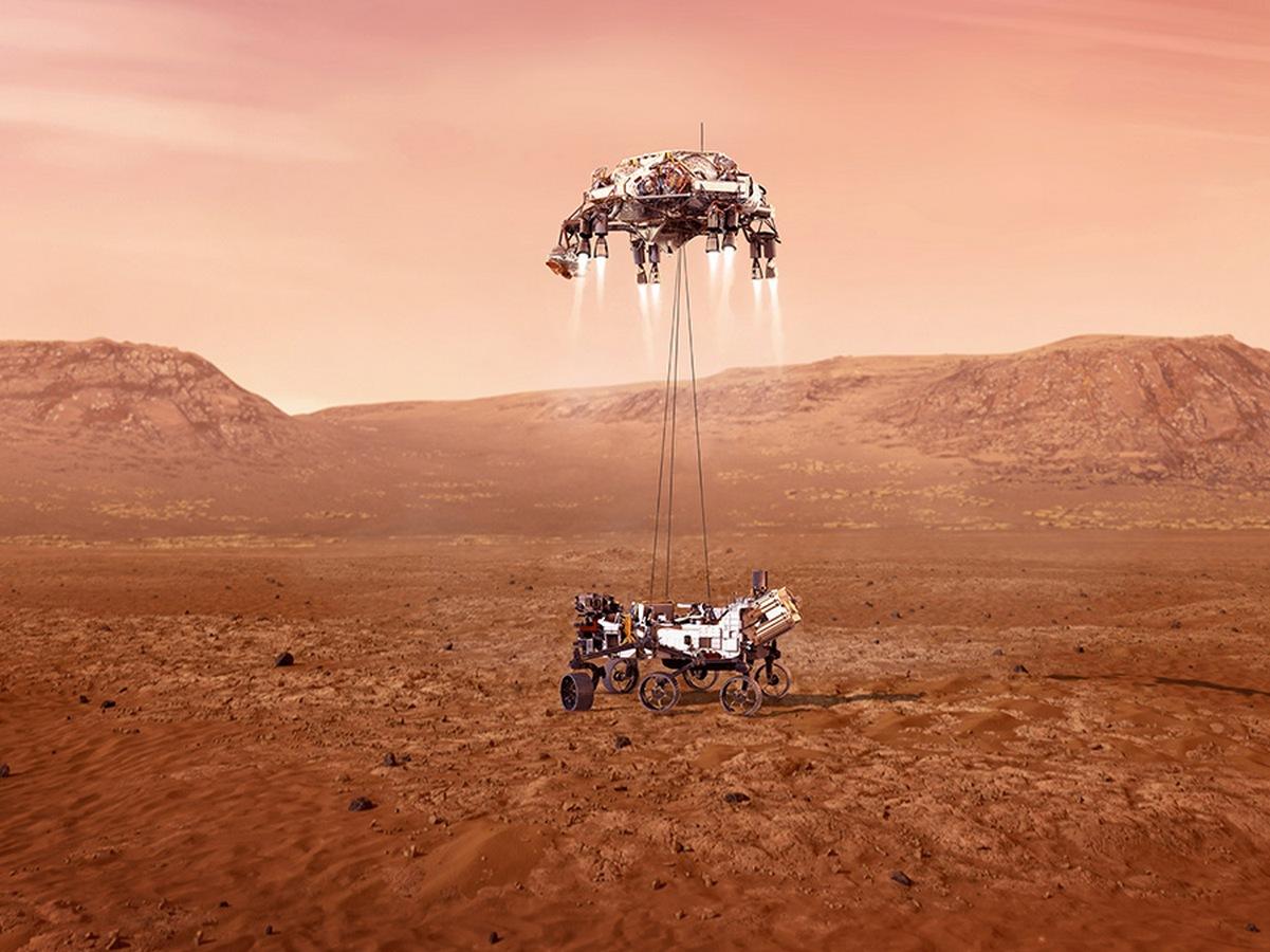 Mars 2020 : l'atterrissage de Perseverance sur Mars est imminent, ce qu'il faut savoir sur cette mission - CNET France