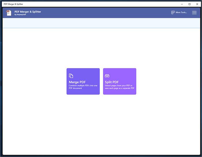 App PDF Merger