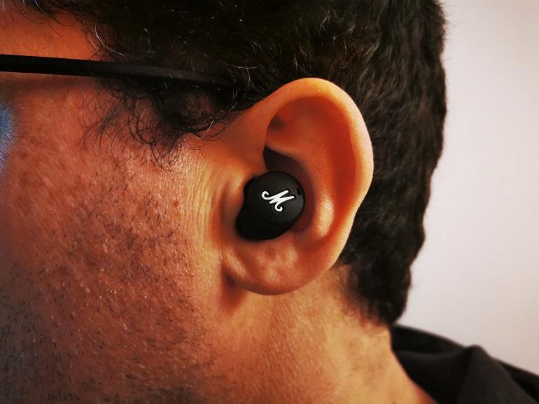 Marshall Mode II- Dans l'oreille