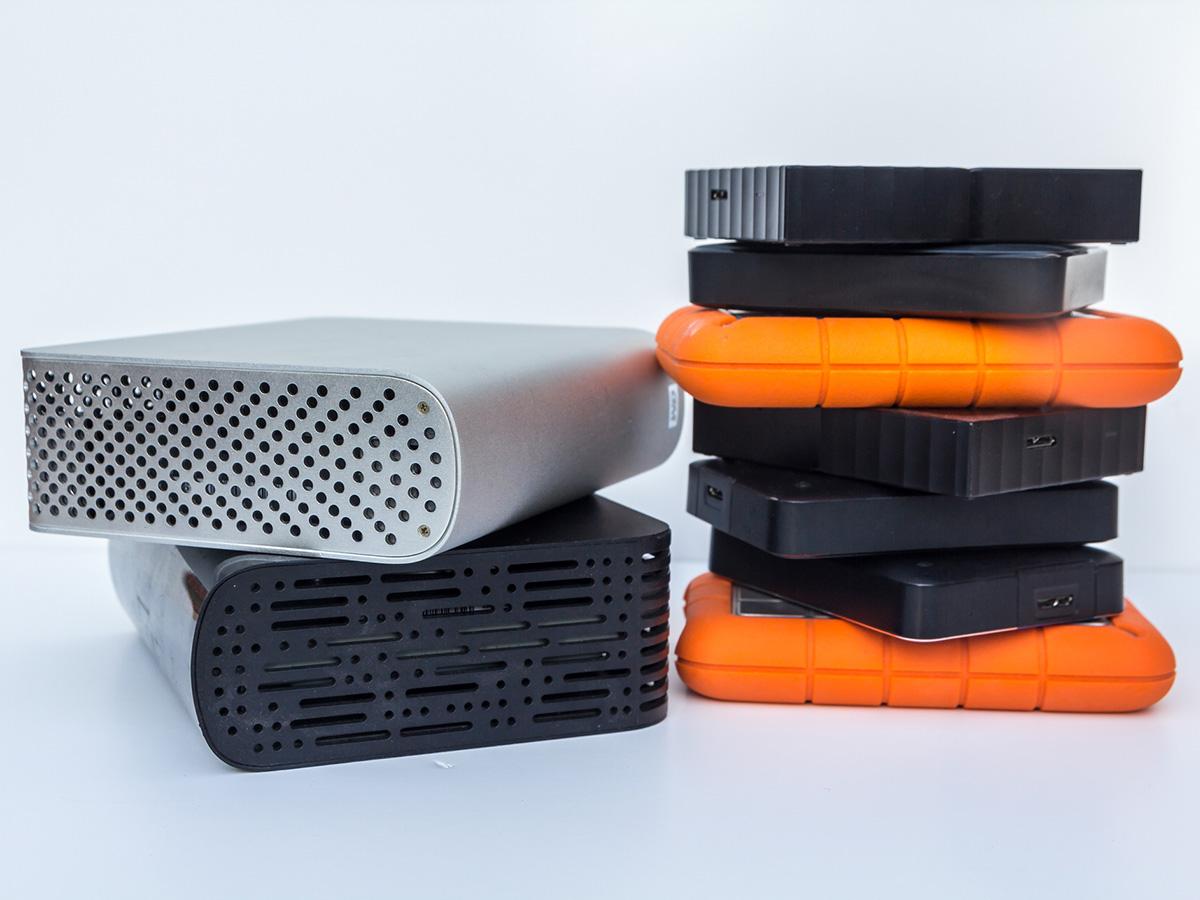 Les meilleurs disques durs externes et SSD pour PC, Mac, PlayStation 5 et Xbox Series