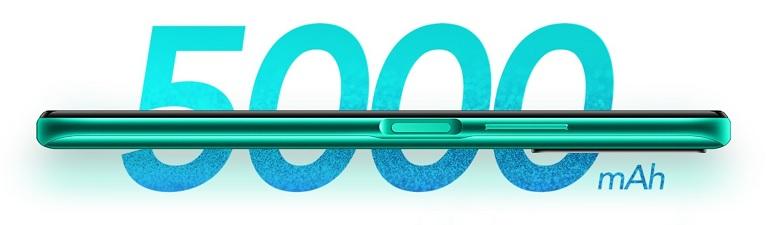 La tranche du smartphone Honor 10X Lite