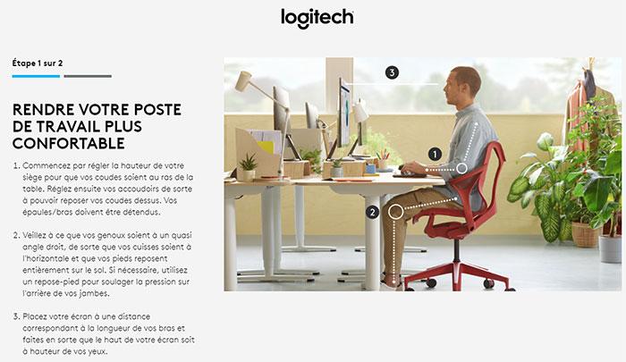 Conseils de posture