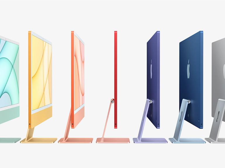 Apple iMac M1 24 pouces (2021)