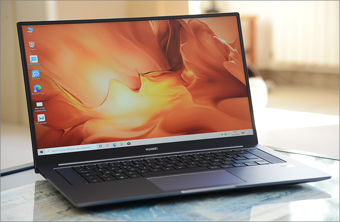 huawei matebook d16 face - Matebook D16: getting started with Huawei's new 16-inch laptop - cnet