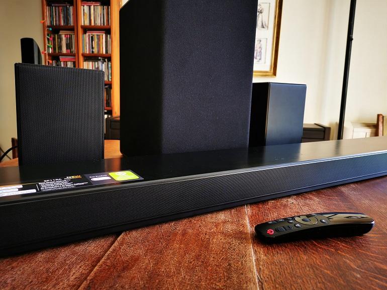 Barre de son LG SP11RA système complet