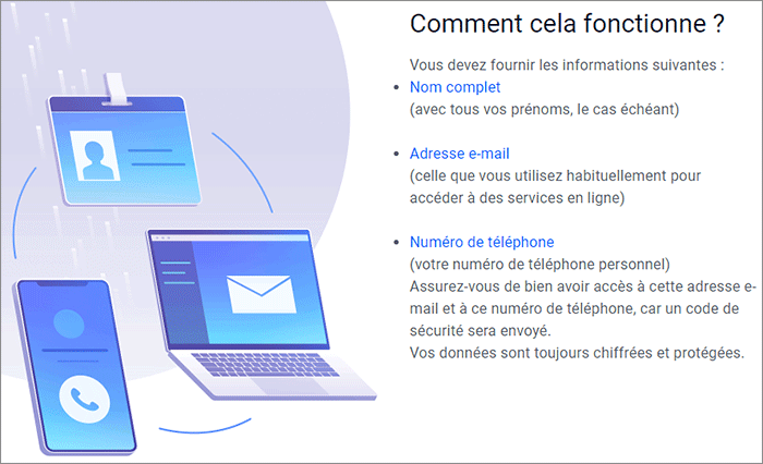 Collecte informations