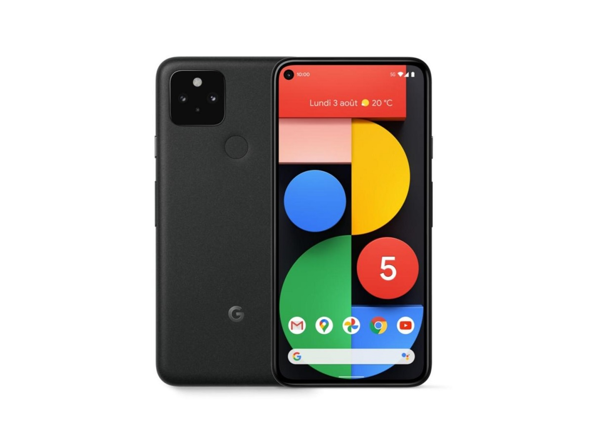 Google Pixel 5 en promo, un champion de la photo au juste prix