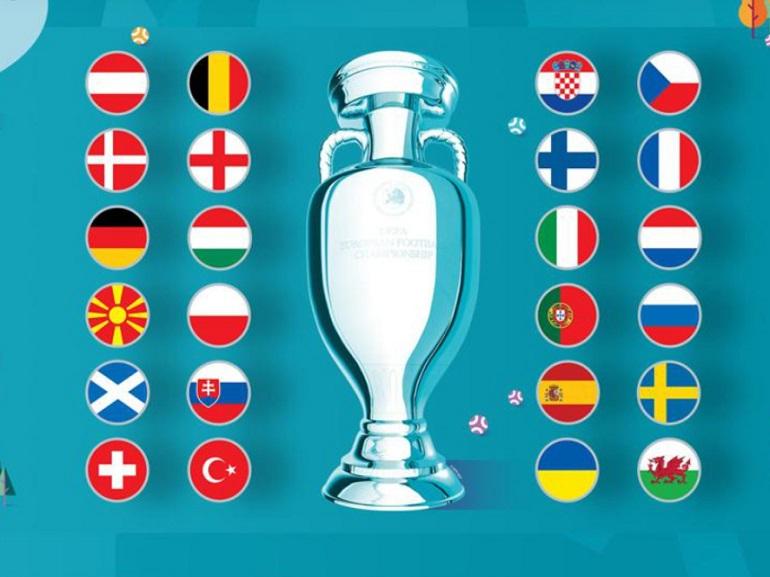 Euro : le calendrier détaillé des retransmissions TV des matchs