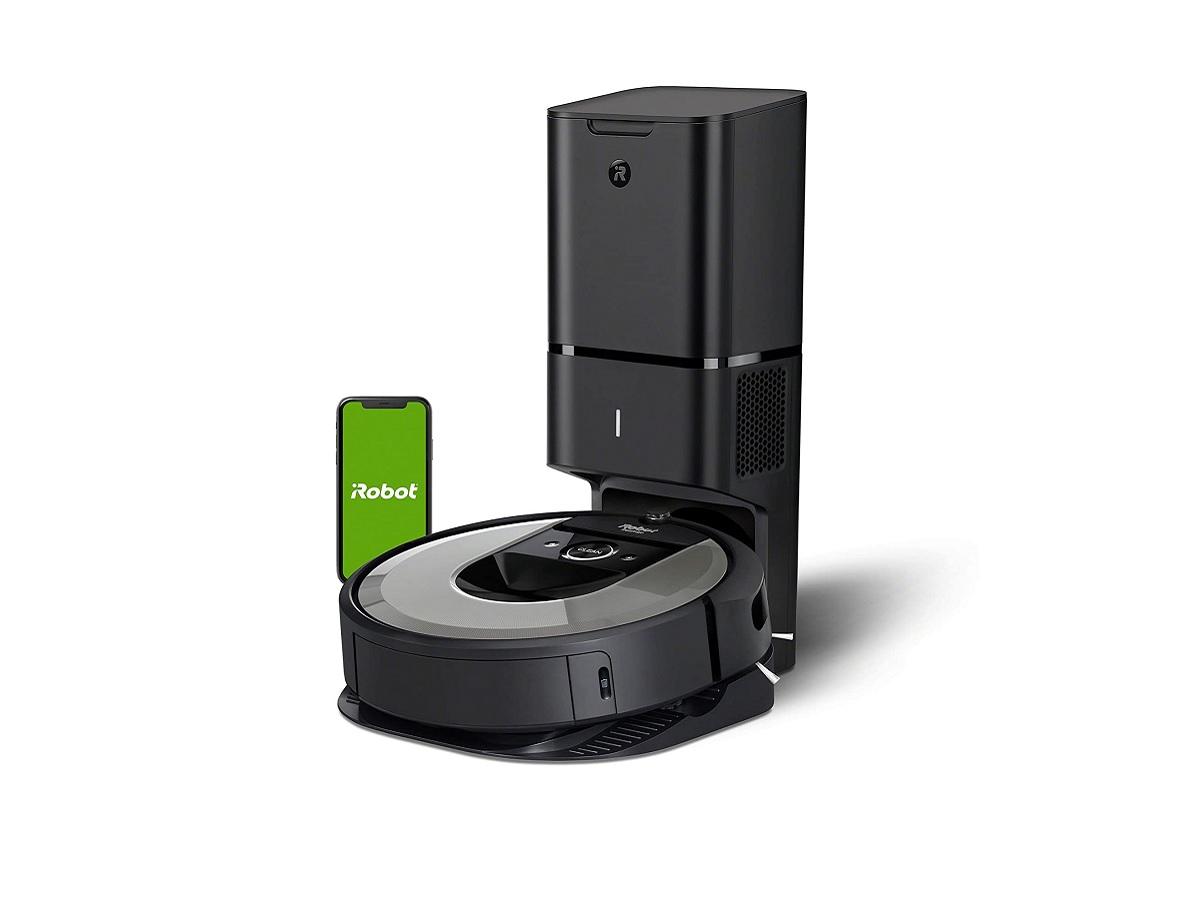 L'aspirateur iRobot Roomba i7+ est à son prix le plus bas sur Amazon
