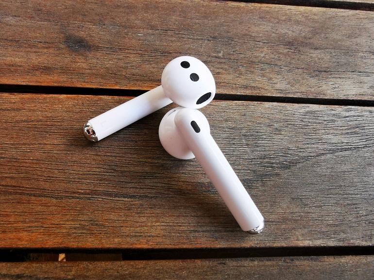 Huawei FreeBuds 4 les écouteurs en croix