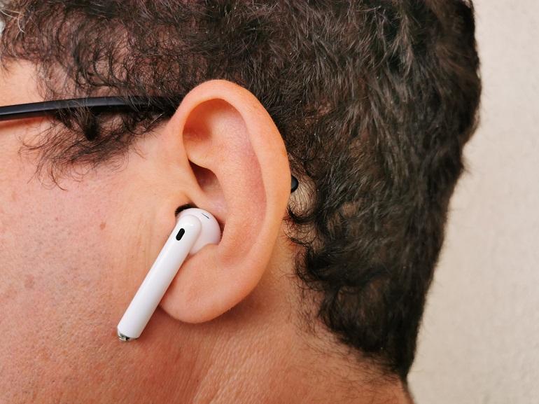 Huawei FreeBuds 4- dans l'oreille