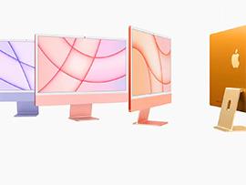 Test de l'iMac M1 24 pouces 2021 : le nouveau tout-en-un Apple coloré et design