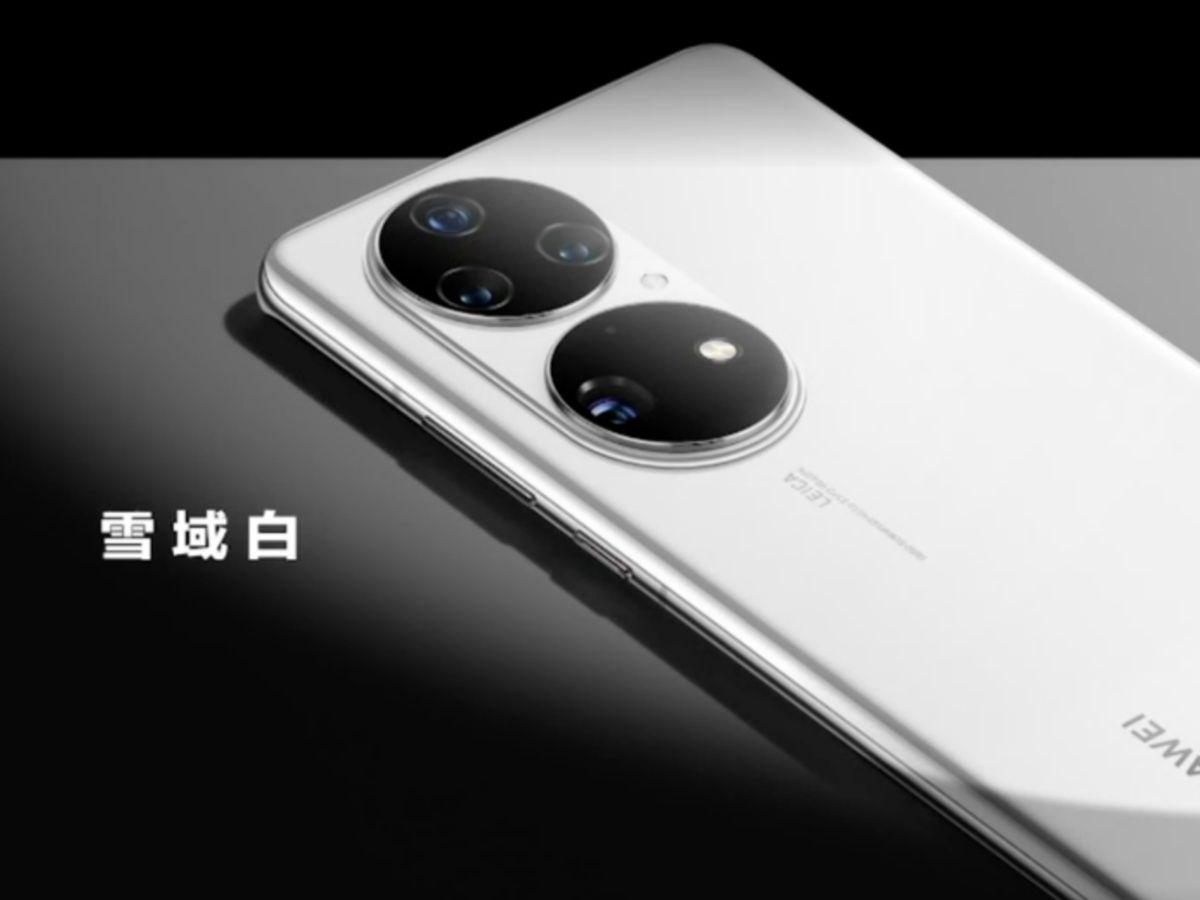 Huawei P50 et P50 Pro officiels : HarmonyOS, Qualcomm Snapdragon 888 et... 4G