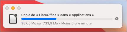 Copie Libre Office