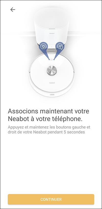 Connexion au Wifi