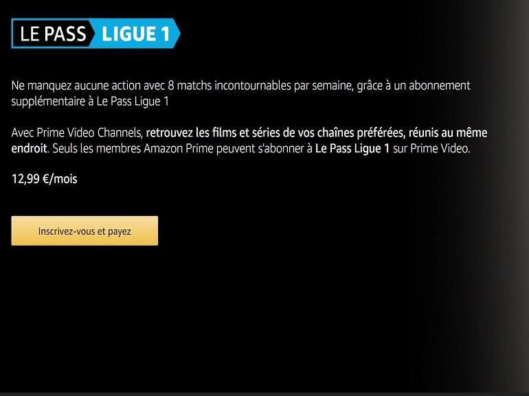 OL-Troyes (Amazon Prime) : comment voir le match en streaming ?