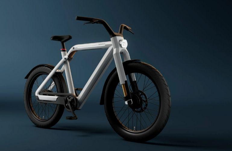 VanMoof : un speed bike pouvant aller jusqu'à 50 km/h bientôt en vente