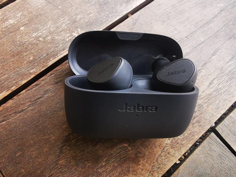 Ecouteurs Bluetooth Jabra Elite 3 avec boitier ouvert