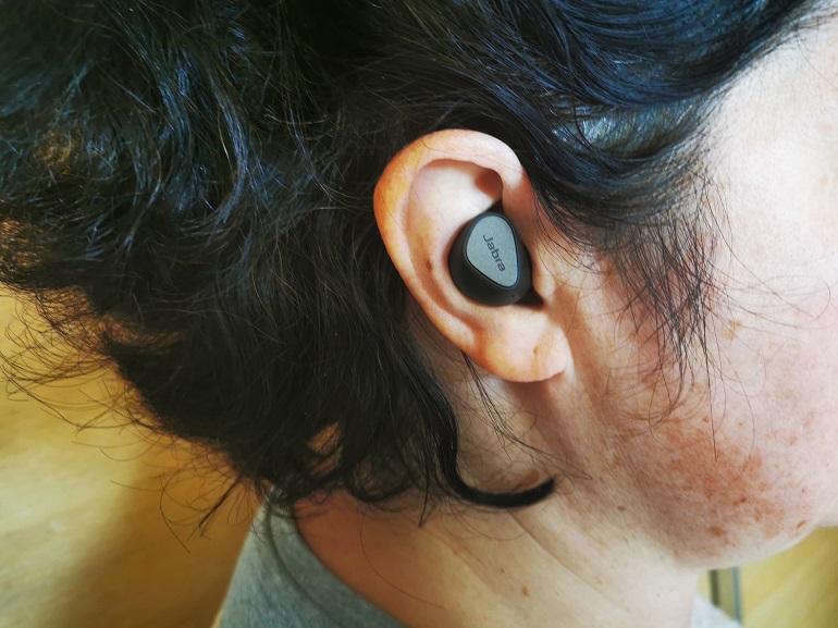 Ecouteurs Jabra Elite 3 dans l'oreille