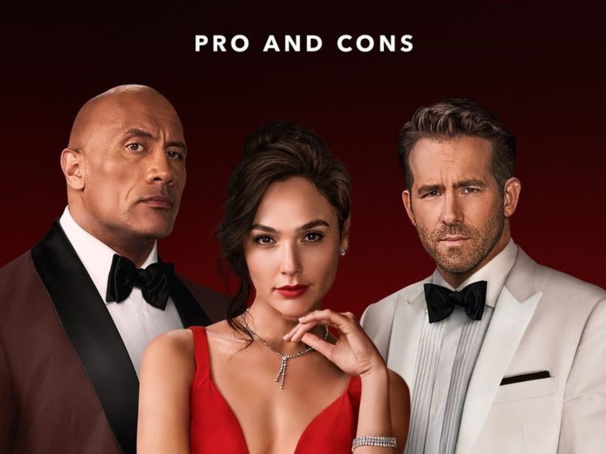 Red Notice : Dwayne Johnson, Ryan Reynolds et Gal Gadot dans un trailer explosif sur Netflix
