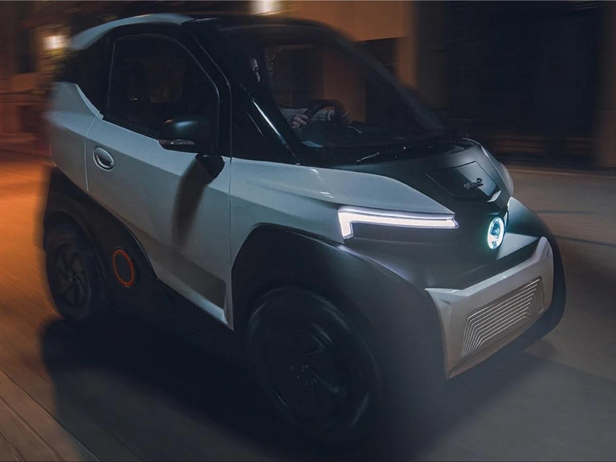 Silence S04 : une électrique pour concurrencer les Citroën AMI et Renault Twizy