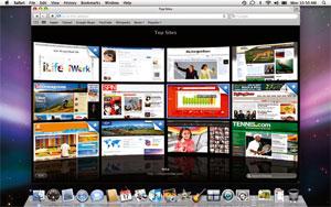 Safari (Mac OS X) 6