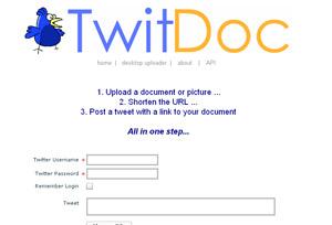 TwitDoc