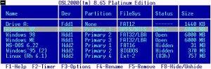 OSL2000 9.23 Platinum