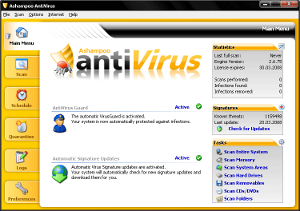 Ashampoo AntiVirus 1.61
