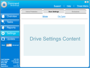 Command Anti-Malware 5.1.10