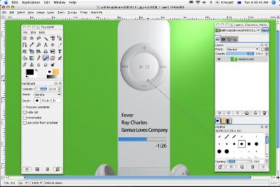 GIMP (Mac OS X) 2.8.14