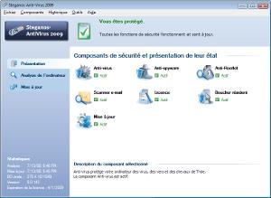 Steganos Antivirus 2009