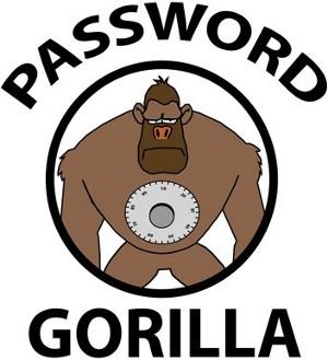 Password Gorilla 1.5.3.2